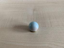Türkis eingefärbt-Kugel 2 cm