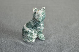 Baumachat-Katze