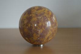 Marmor-Kugel, 10,6 cm