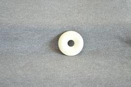 Zitronenchrysopras-Donut 3 cm