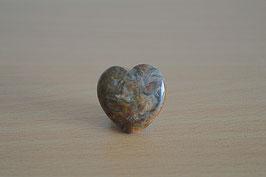 Marmor-Herz - 2,5 cm
