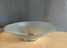 Glasschale 27 cm, glasklar