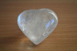 Bergkristall-Herz - 7