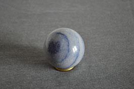 Blauquarz-Kugel
