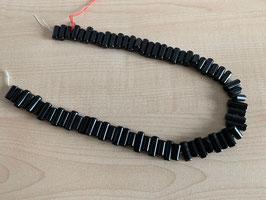 Obsidian-Kettenstrang (155)