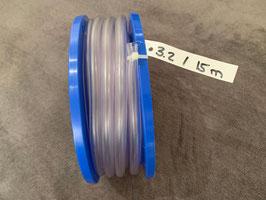 PVC-Schlauch, 9 x 13 mm - Rolle 3.2 mit 15 Meter