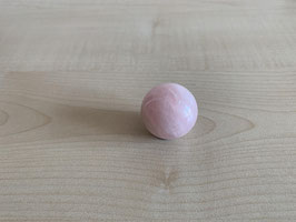 Rosenquarz-Kugel 3 cm