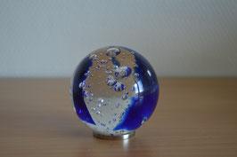 Glaskugel 7 cm, blau, kalibriert