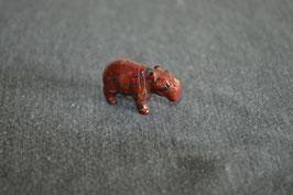 Jaspis-Nilpferd