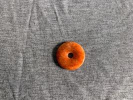 Orchideencalcit-Donut 4 cm