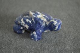 Sodalith-Schildkröte - 2