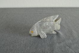 Speckstein-Fisch - 1