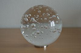 Glaskugel 10 cm, natur-glasklar, kalibriert