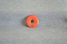 Jaspis-Donut rot 3 cm