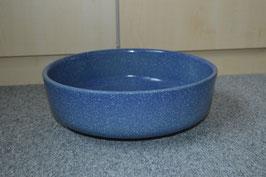 Zimmerbrunnen-Schale 33 cm, blau