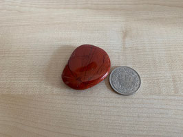 Jaspis rot-Handschmeichler