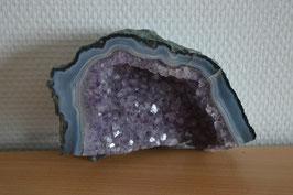 Amethyst-Druse/Geode (Bruchstück) - 10