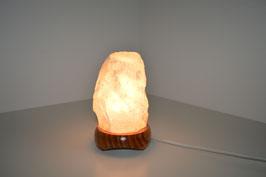 Bergkristall-Lampe, klein