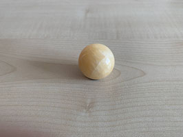 Orangencalcit-Kugel 3 cm