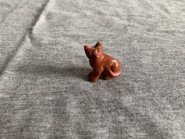 Jaspis rot-Katze - 2