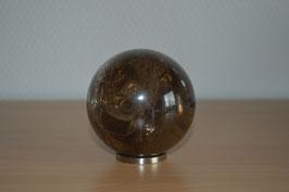 Edelstein-Kugel Rauchquarz, 7 cm
