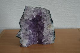 Amethyst-Druse/Geode (Bruchstück) - 6