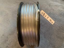 PVC-Schlauch, 9 x 13 mm - Rolle 3.1 mit 14 Meter