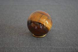 Tigerauge-Kugel, 4,7 cm