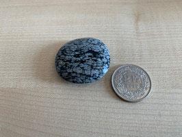 Schneeflocken-Obsidian-Handschmeichler