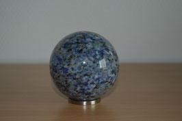 Edelstein-Kugel Granit, 7 cm
