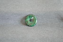 Malachit-Donut 3 cm