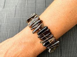 Rauchquarz-Armband - 3
