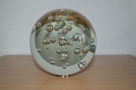 Glaskugel 15 cm, natur-glasklar, kalibriert