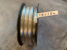 PVC-Schlauch, 15 x 20 mm - Rolle 5.1 mit 5 Meter