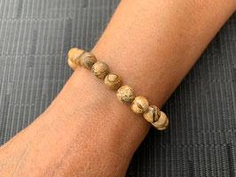 Landschafts-Jaspis-Armband
