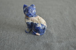 Sodalith-Katze - 2