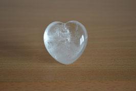 Bergkristall-Herz - 2