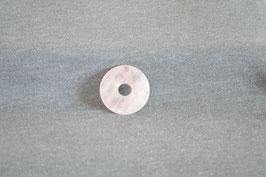 Rosenquarz-Donut 3 cm