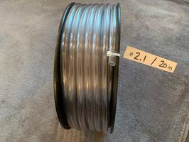 PVC-Schlauch, 8 x 12 mm - Rolle 2.1 mit 20 Meter