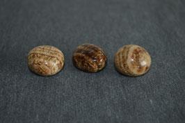 Aragonit-Trommelstein