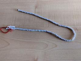 Chalcedon blau-Kettenstrang (35)