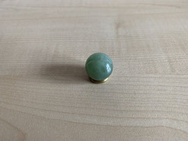 Serpentin dunkel-Kugel 2 cm