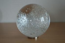 Glaskugel 10 cm, natur-glasklar 'Spezial', kalibriert
