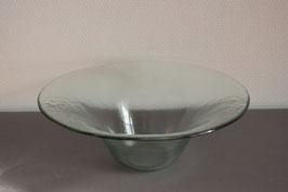 Glasschale 30 cm, glasklar