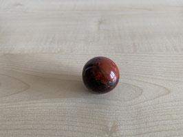 Brekzien-Jaspis-Kugel 3 cm