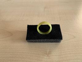 Serpentin gelb-Fingerring