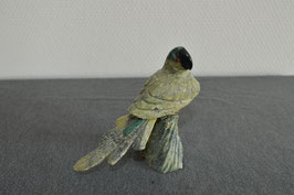 Edelstein-Vogel, grün