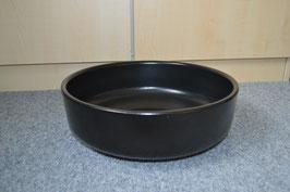 Zimmerbrunnen-Schale 33 cm, schwarz