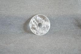 Bergkristall-Donut 4 cm