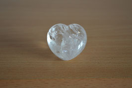 Bergkristall-Herz - 1
